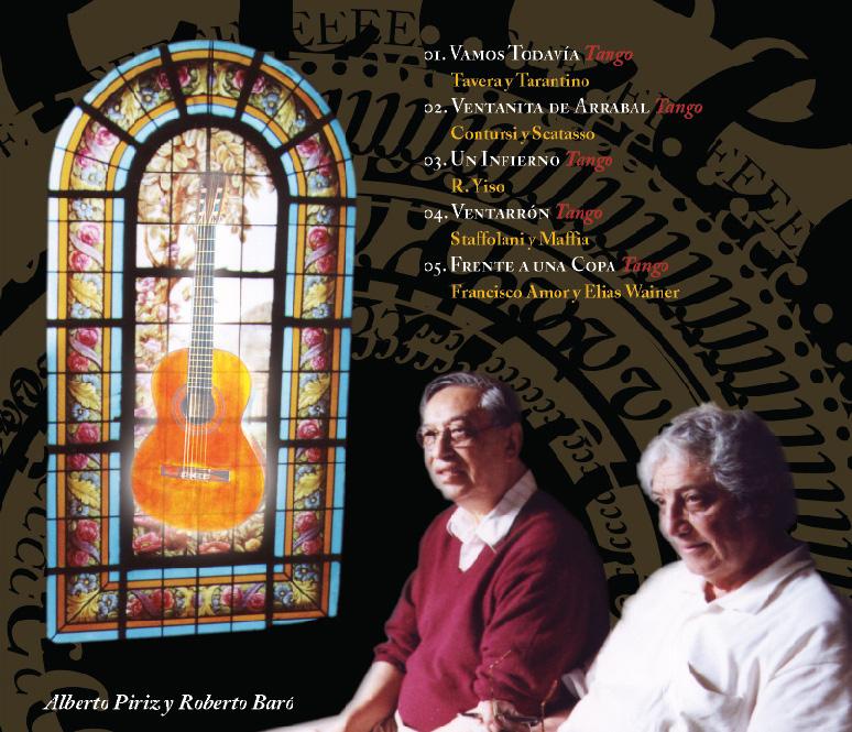 Diseño de Arte y Fotografía para CD | Ramón Piriz