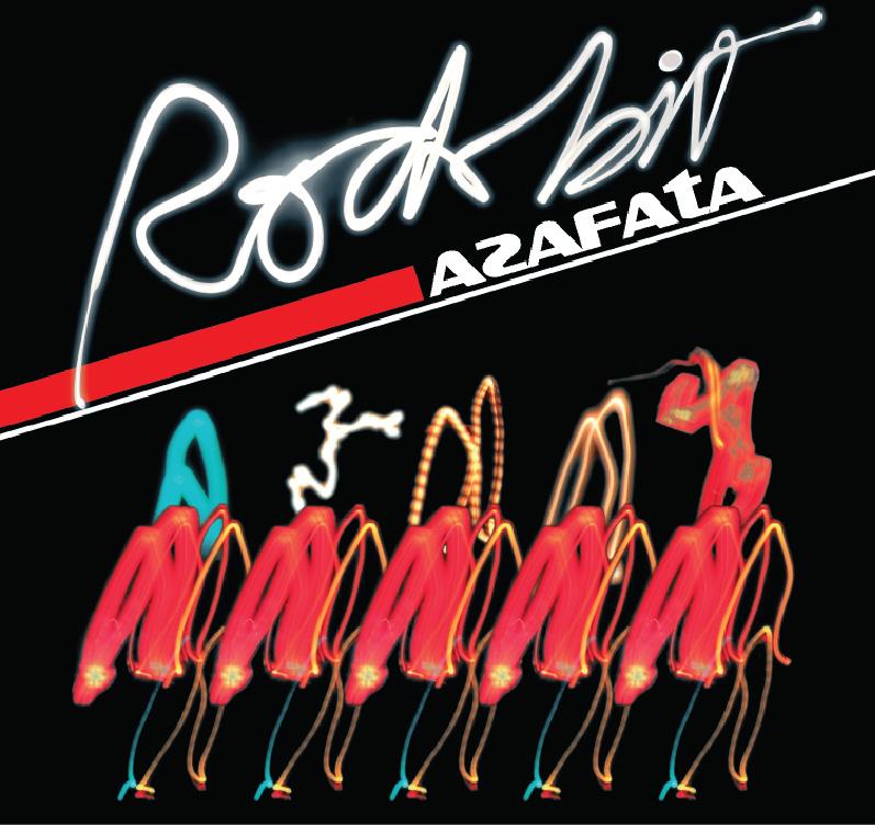 Diseño de Arte y Fotografía para CD | Azafata / Alerta!Discos